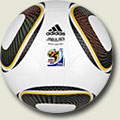 jabulani 2010 world cup soccer ball