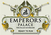 emperors palace ready to run 2010