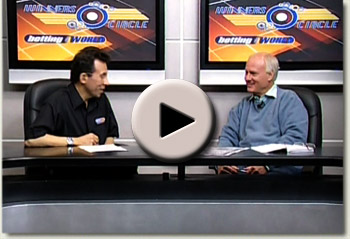 nico kritsiotis interviews mick goss on inside racing
