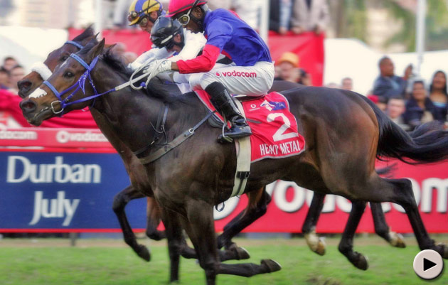 Heavy Metal - Vodacom Durban July 2013