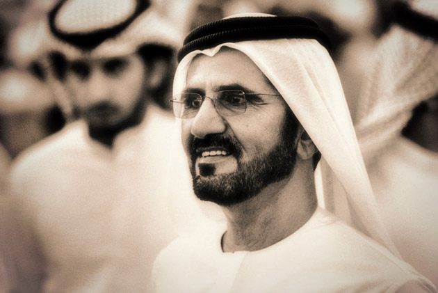 Sheikh Mohammed - Darley Stud