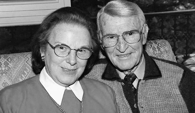 Betty and Colin Hayes