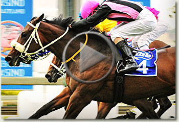 oochee agent pretty polly stakes video