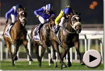 Mahbooba wins Al Rashidiya Trial