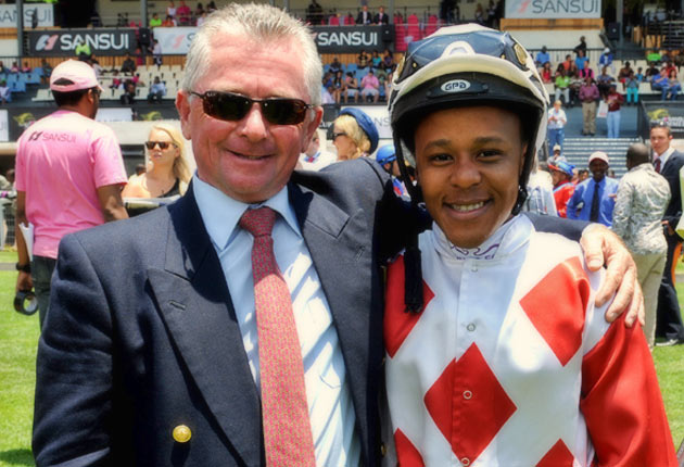 Michael Roberts and Muzi Yeni - Sansui Summer Cup
