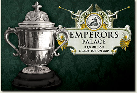 emperors palace ready to run cup