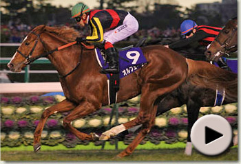 Orfevre wins the Arima Kinen