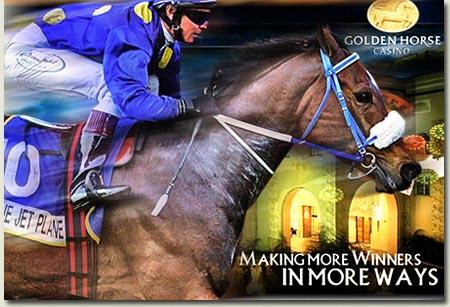 golden horse casino sprint