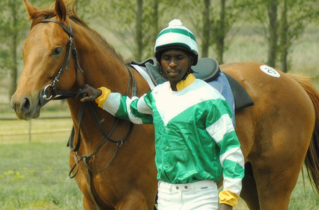 Nhlakanipho Msimang - Ready To Run Sale Jockey