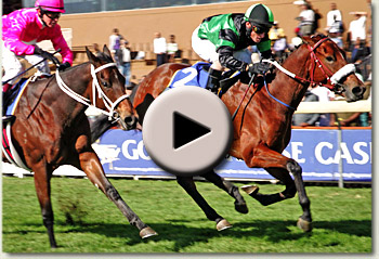 chocolicious allan robertson championship video