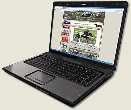 mike de kock racing laptop