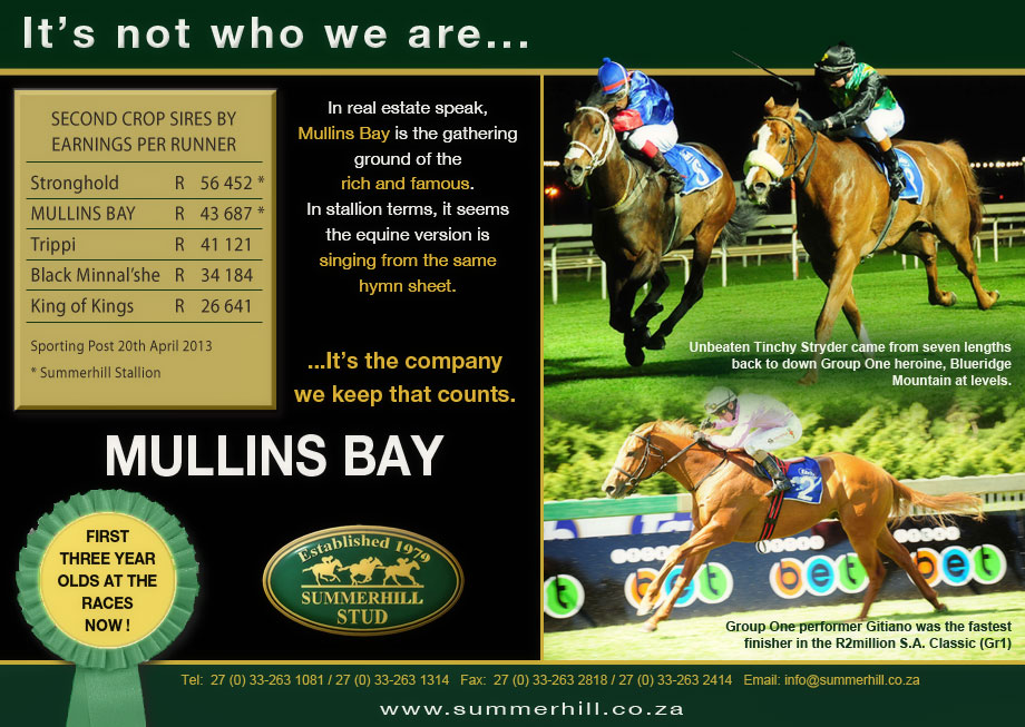 Mullins Bay - National Yearling Sale