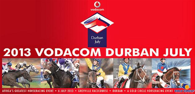 Vodacom Durban July 2013