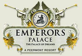 emperors palace ready to run logo