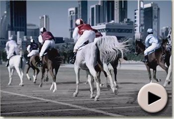 Dubai World Cup 2012 Television Commercial