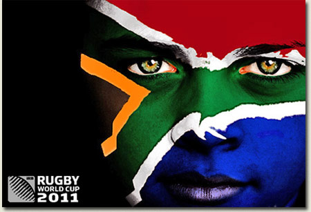 Rugby World Cup 2011 - South Africa