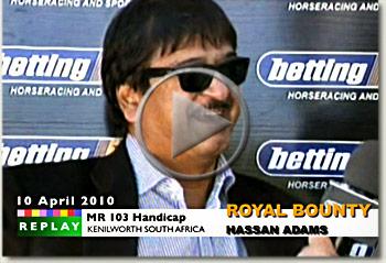 royal bounty betting world mr 103 handicap video
