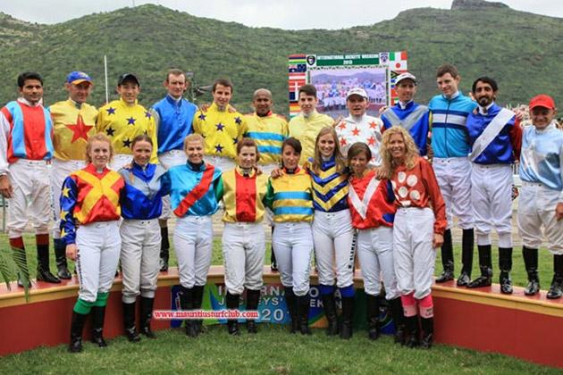 International Jockeys Challenge - Champ de Mars