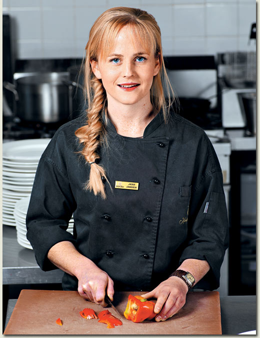 executive chef jackie cameron