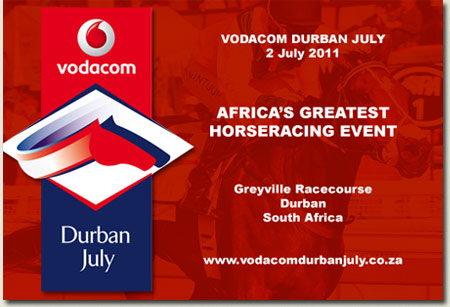 Vodacom Durban July Betting