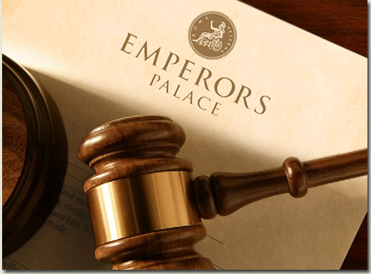 emperors palace sale (michael nefdt)