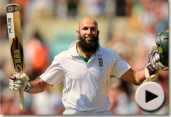 Hashim Amla scores South African Record 311