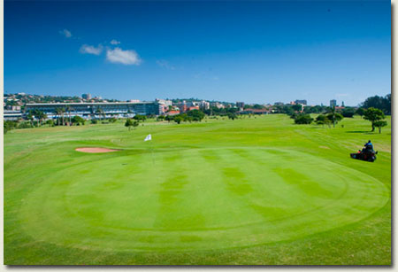 Royal Durban Golf Course and Greyville Racecourse Grandstand