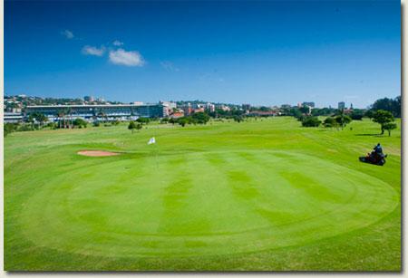 Royal Durban Golf Course and Greyville Racecourse Grandstand