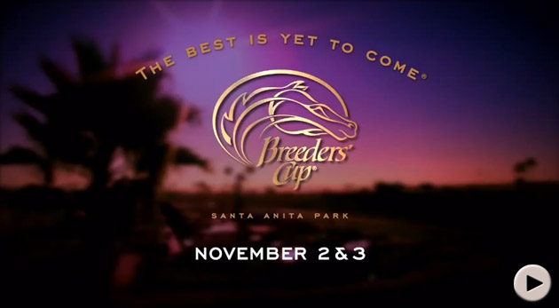Breeders' Cup 2012