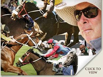 charles laird racehorse trainer