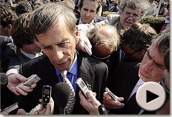 Henry Cecil discusses Royal Ascot 2011