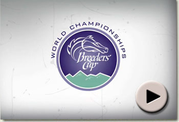 highlights from the 2009 breeders cup world championships of horseracing