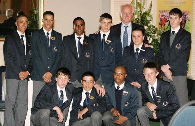 South African Jockey Academy Class of 2013