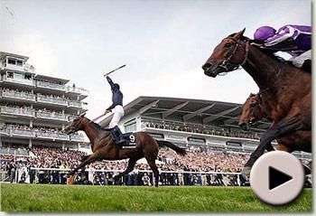 Pour Moi wins Investec Derby