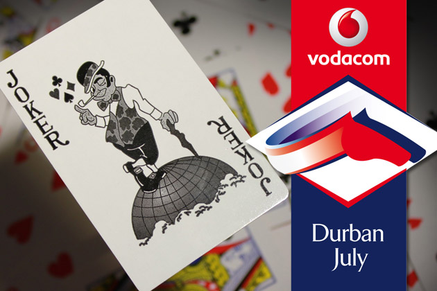 Vodacom Durban July Joker