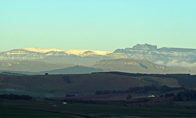 Giant's Castle - Drakensberg