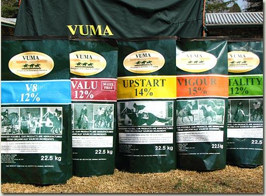 vuma horse feeds