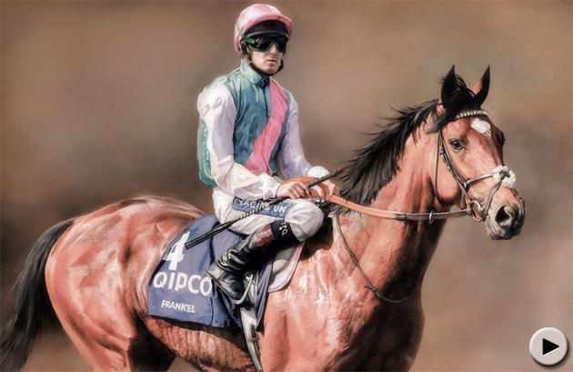 Frankel - Wonder Horse