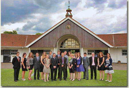 The National Stud 2011 Graduates