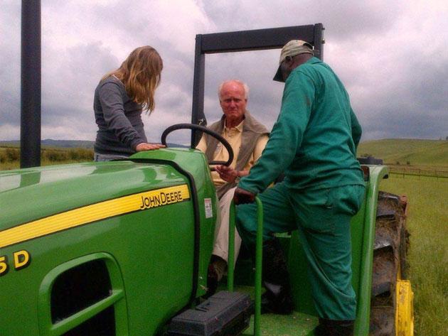 New John Deere Tractor