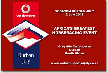 Vodacom Durban July