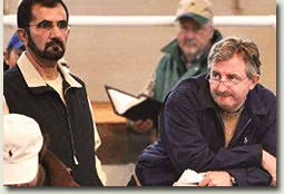 sheikh mohammed and john ferguson tattersalls october yearling sale