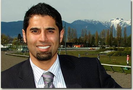 Raj Mutti - British Columbia Racing