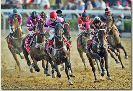 Orient Lucky City Racecourse