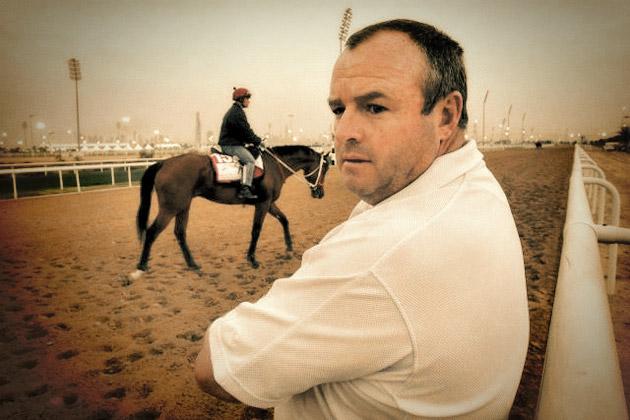 Mike de Kock - Dubai