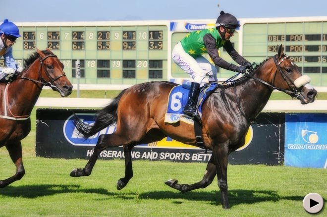 Hill Fifty Four wins the Peninsula Handicap