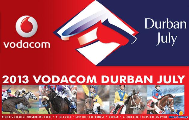 Durban July 2013