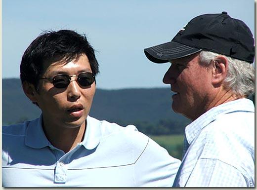 shunsuke yoshida and mick goss