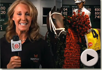 Jill Byrne introduces the 137th Kentucky Derby and Kentucky Oaks