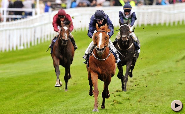 Ruler Of The World win Chester Vase